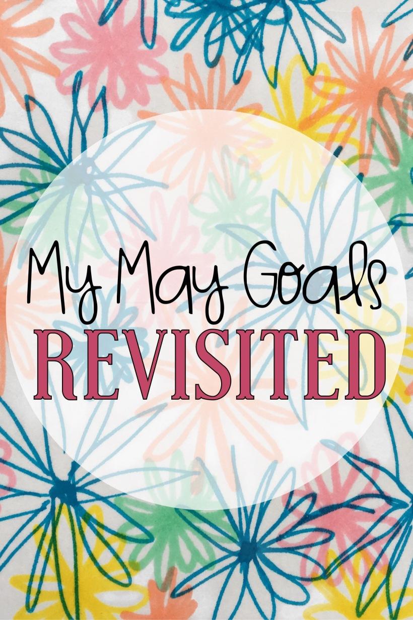 My May Goals Revisited   Katastrophique.com