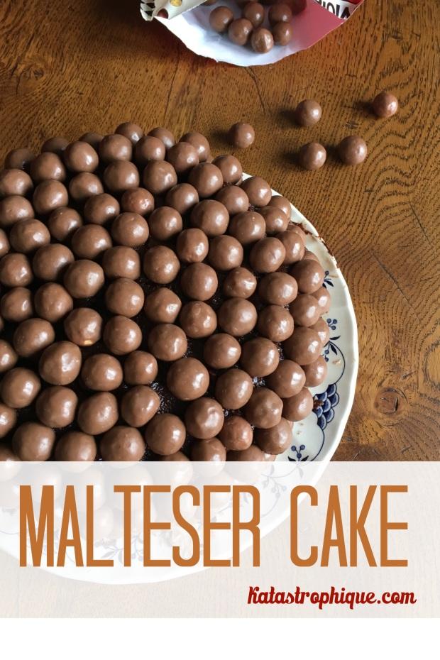 Malteser Cake!