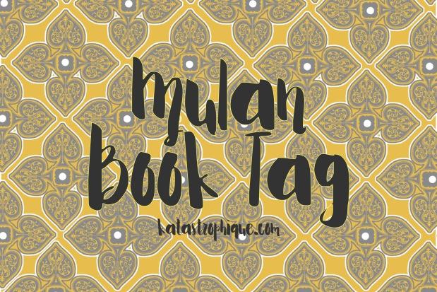 Mulan Book Tag | katastrophique.com