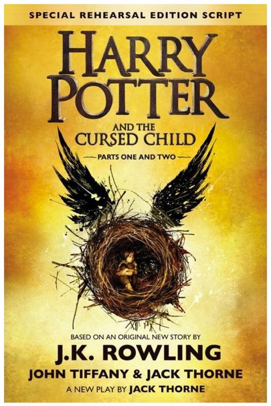 Cursed Child | Mulan Book Tag | katastrophique.com