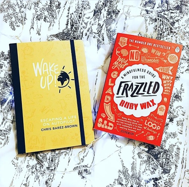 'A Mindfulness Guide for the Frazzled' by Ruby Wax: A Review