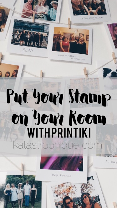 Put Your Stamp On Your Room | katastrophique.com